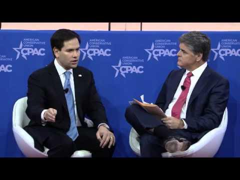 Senator Marco Rubio (FL) CPAC 2015