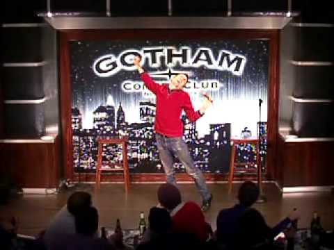 Jess Burkle @ Gotham Comedy Club April 4, 2009 Video