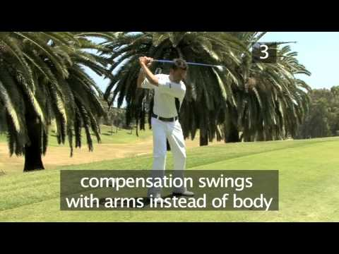 Golf Common Mistakes At Set-Up