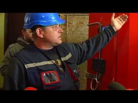 Heating For Slovyansk: Plumbers prepare boiler system for liberated east Ukrainian city