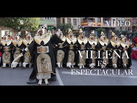 2019 VILLENA ES ESPECTACULAR