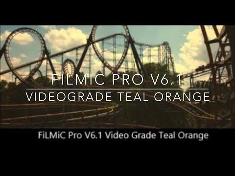 Videograde Teal Orange Color Grade Tutorial