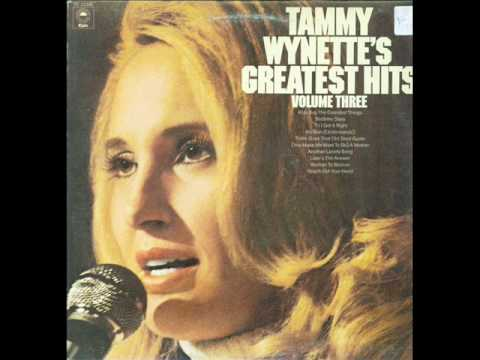 Tammy Wynette-There Goes That Old Steel Guitar