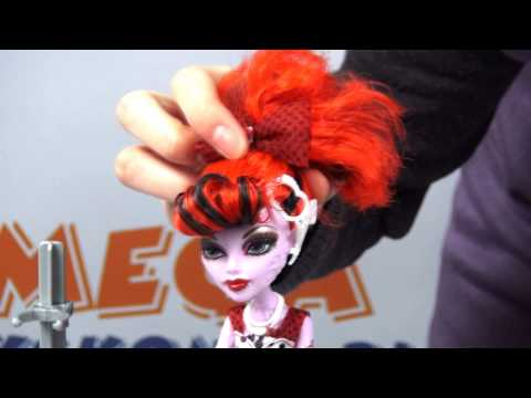 Operetta - Dot Dead Gorgeous / Party Dance / Upiorna Impreza - Monster High - Mattel