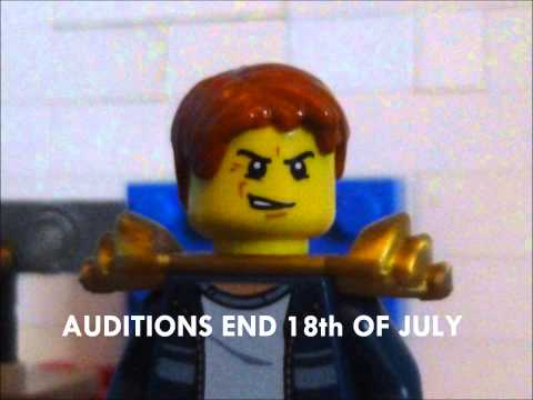 CLOSED - LEGO Ninjago - The Animated Movie 2 Update - Voice Auditions