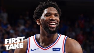 Should Joel Embiid be considered one of the all-time greatest big men? | First Take