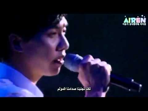 Lee Seung Gi Live at Budokan - Love is Crying (Arabic sub)