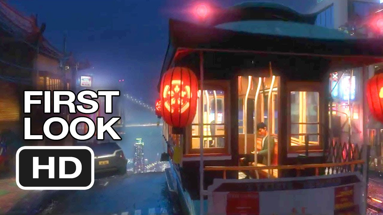 big hero 6 first look footage  2014