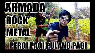 download lagu Ray Feat Ziben, Armada Pergi Pagi Pulang Pagi Rock gratis