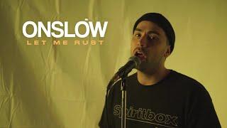 Cover Lagu - Onslow - Let Me Rust