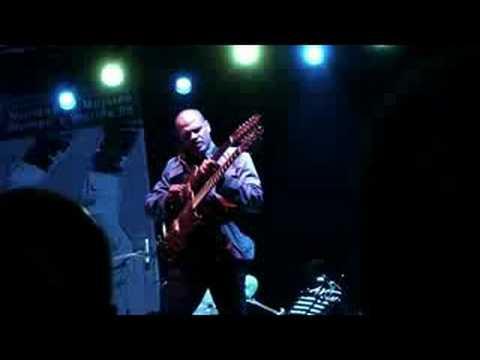 David Fiuczynski Guitar solo