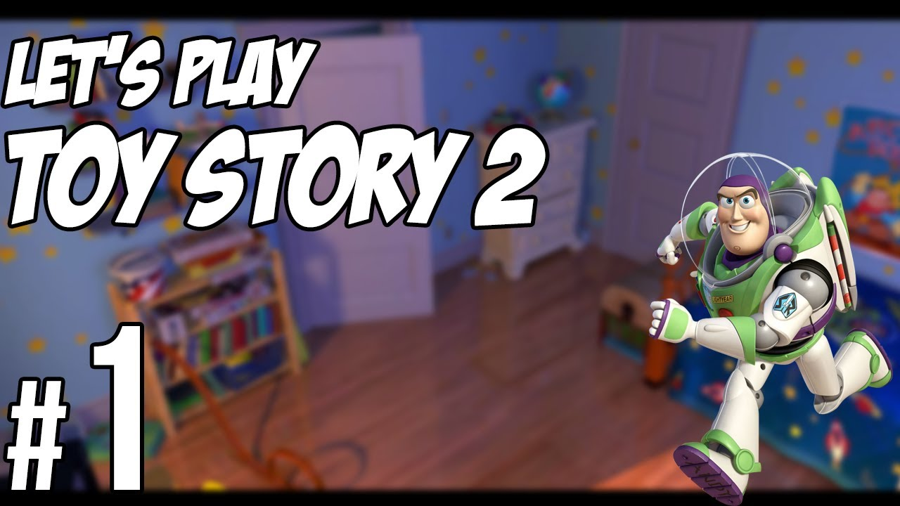 Toy Story Games Play Now : Let s play toy story quot andy house part pc