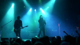 Diary of Dreams - Undividable (live @ P!PL 28.04.2012)