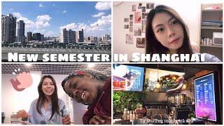 [DU HỌC TRUNG QUỐC] Ngày đầu kì học mới thì làm gì? • 上海留学 新学期第一日