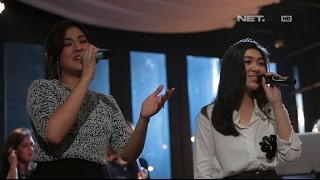 Download Lagu Raisa X Isyana - Anganku Anganmu (Live at Music Everywhere) Gratis STAFABAND