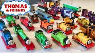 Thomas & Friends Train Collection - Ertl Diecast Models