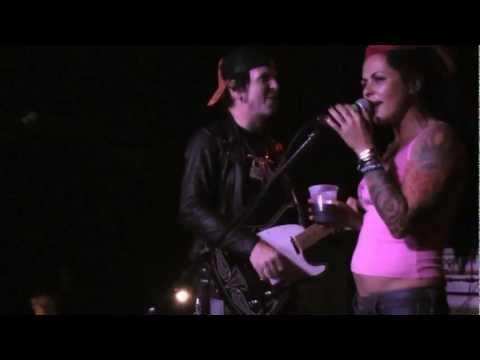 Dilana - Whole Lotta Love (w/Tracii Guns) @ The Dive 9-23-11