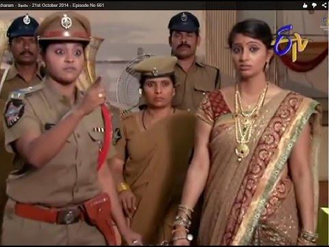 Sikharam - శిఖరం - 21st October 2014 - Episode No 661
