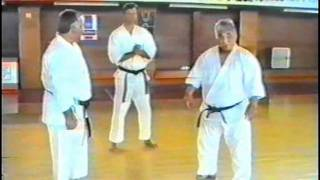 IKS RUSSIA - Taiji Kase seminar 3 part, (Macedonia,1995 year ).mpg