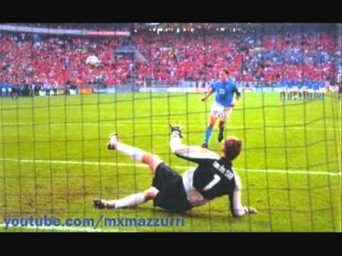 AUDIO - Nelle voci di Riccardo Cucchi e Bruno Gentili di Radio 1 (tutto il calcio minuto per minuto), gli epici rigori della semifinale degli Europei 2000, n...