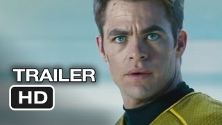 Star Trek Into Darkness Official Trailer #3 (2013) - JJ Ams Movie HD