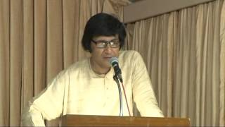 'Dilip Kumar Roy and Romain Rolland': A lecture by Dr. Chinmoy Guha