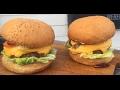 Сочный бургер с соусом БИГМАК на гриле WEBER!