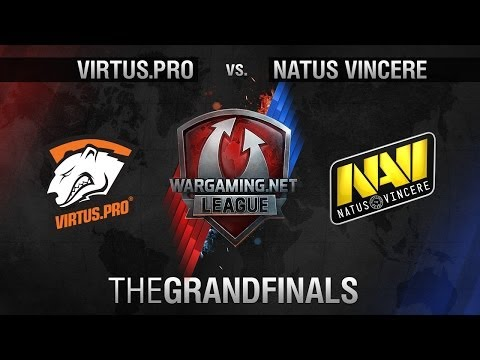 Virtus.pro vs. Natus Vincere - Grand Final - The Grand Finals - World of Tanks