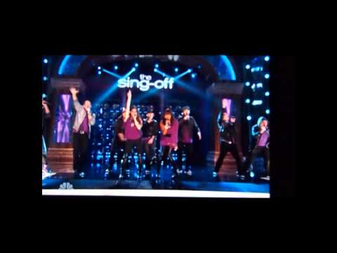 THE COLLECTIVE, 'GIVE ME EVERYTHING,' PITBULL ft. NE-YO, SING OFF SEASON 3
