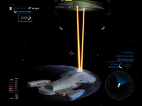 Star Trek Legacy: Betrayal and Revenge (USS Dauntless)