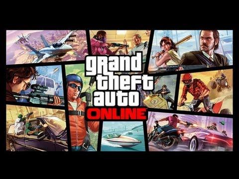 Прохождение Grand Theft Auto 5 Online (GTA V Online) - Часть 6: Истребитель