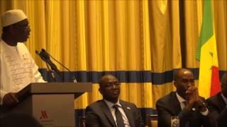 Macky Sall souhaite que la diaspora sénégalaise rentre au pays