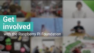 Get involved with the Raspberry Pi Foundation
