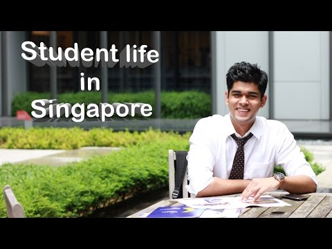 Student life in Singapore | UCD in Singapore