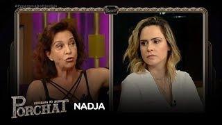Ana Paula e Vida Vlatt analisam comportamento de Nadja em A Fazenda 10