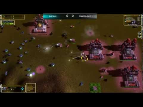 Supreme Commander - Rise Of The Immortals Trophy Grand Final - Ggnore Vs Brainbunch video