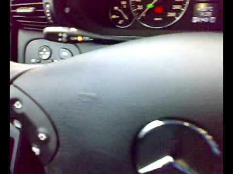 Mercedes C220 CDI Avangarde. 1:33. The Interior of my new ride (taken with a