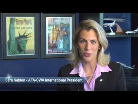 AFA Statement of Support for Delta Flight Attendants