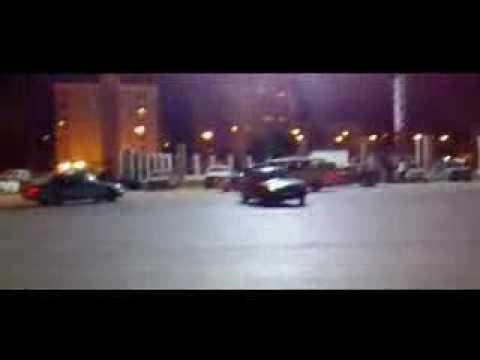 هياجة بنغازي. . . تمتيع و حادث في النهاية. . benghazi night