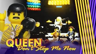 Queen Don 39 T Stop Me Now Lego Music Audio