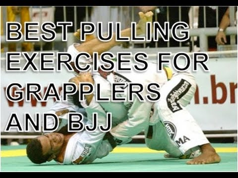 Grappling Workouts - Pulling Exercises for Grappling Image 1