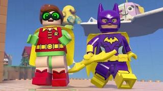 LEGO Dimensions - Robin / Nightwing & Batgirl Free Roam (LEGO Batman Movie)