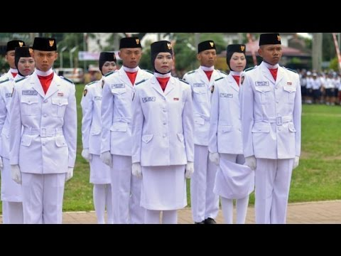 Paskibraka Nasional 2016 Rok mlorot thumbnail