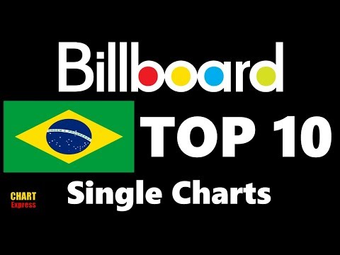 Billboard Brasil Hot 100   Top 10   October 21, 2017   ChartExpress