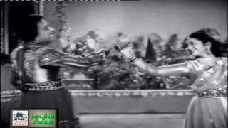 Kathalenum Solaiyile Raadhe Song   Chakravarthi thirumagal