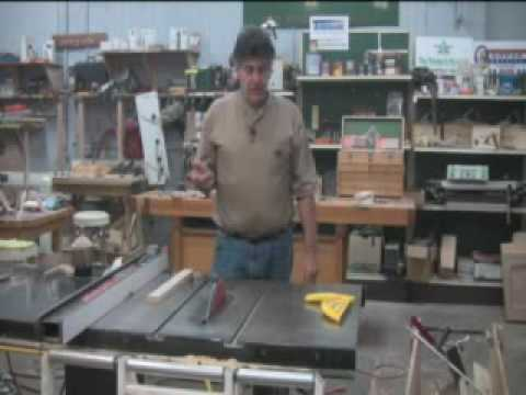 The Freud Fusion Table Saw Blade Presented by Woodcraft