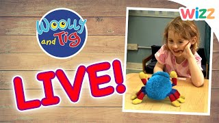 🔴 WOOLLY AND TIG - FULL EPISODES | TV SHOW FOR KIDS