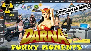 DARNA | FUNNY MOMENTS | (Rules of Survival) [TAGALOG]