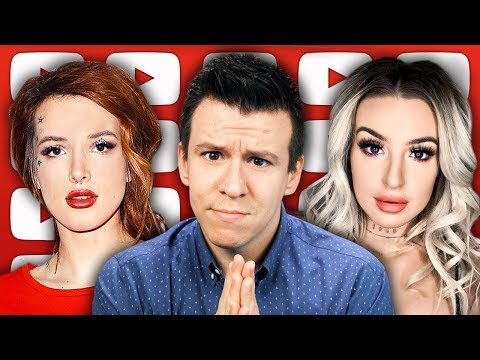 TanaCon Cancelled Disaster Explained, New Evidence Public, Bella Thorne, & Permit Patty