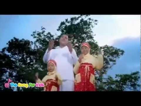 Muhammad Nabiku - Haddad Alwi feat. Anti - The Song For Kids Official